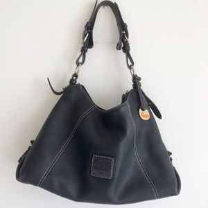 Dooney & Bourke Medium East/West Leather Purse
